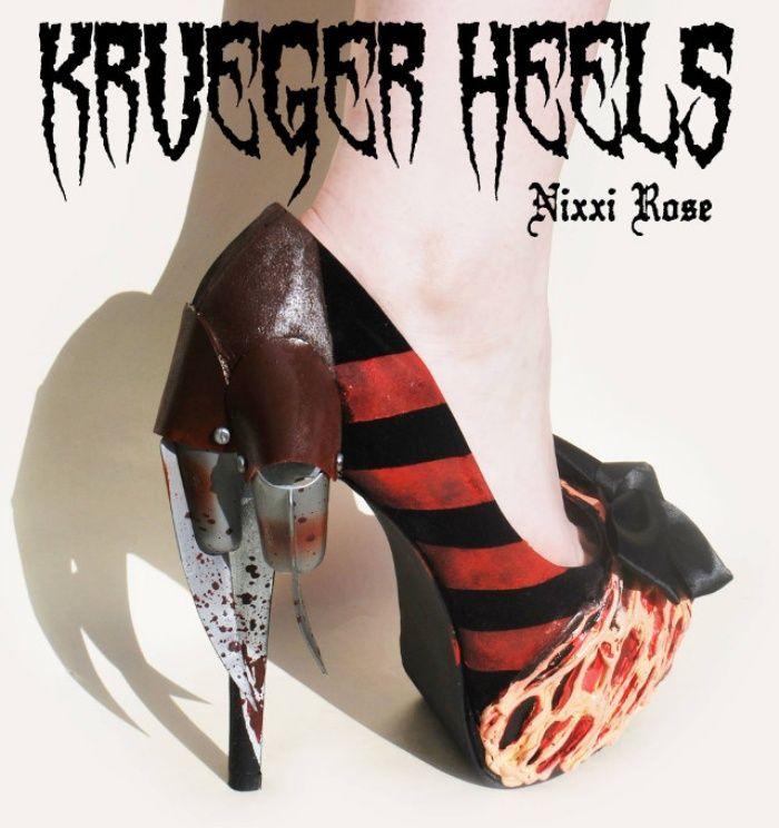 Murderous High Heels