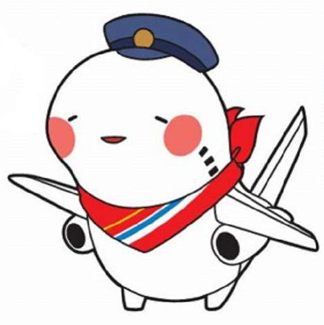 Adorable Airport Mascots - The Osaka International Airport