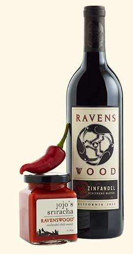 Booze-Infused Hot Sauces - Jojo's Sriracha & Ravenswood Wine Teamed Up to Create a Condiment