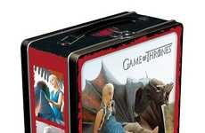 Fantasy Heroine Lunchboxes