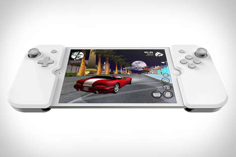 Console Tablet Cases - The Gamevice Controller is Perfect for Gamers On-the-Go