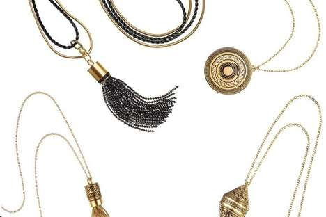 Scented Jewelry - Jewels of L'Oeuvre Noire by Kilian is a Line of Perfumed Necklaces and Bracelets
