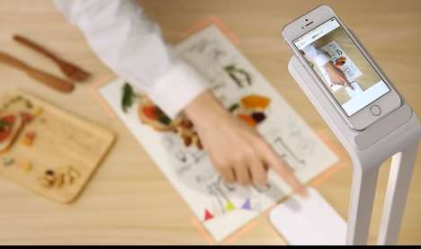 Contemporary Smart Scanners - The SnapLite is a Smart Scanner that Scans Real-Time Objects