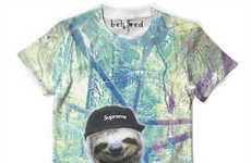 Sloth Sovereignty Shirts