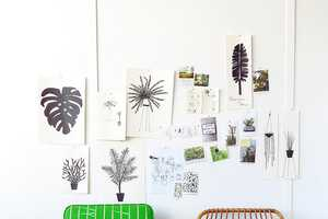 The Skinny laMinx Paradise is Here Set Features Leaf Patterns and