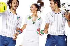 Funky World Cup Photoshoots