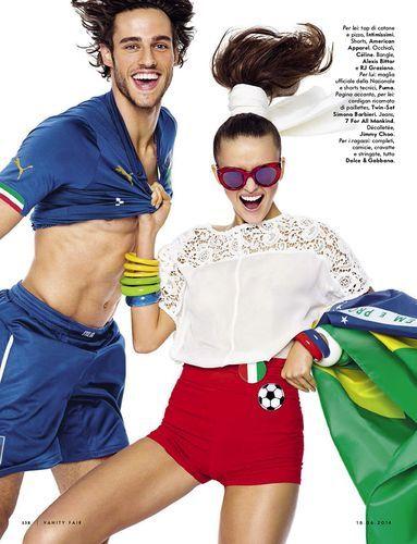 Vanity Flair Italia Gol!