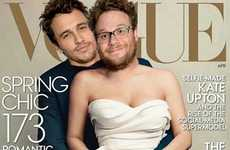 From James Franco Films to James Franco Editorials