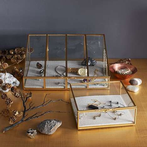 Elegant Trinket Accessories - West Elm