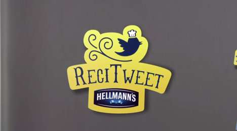 Personalized Recipe Campaigns - Hellmann's Brasil Finds Recipes Based on What's in Your Fridge