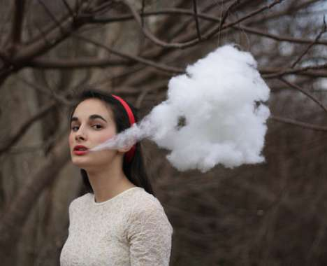 Surreal Cloud Photography