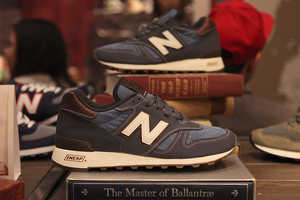 The Latest New Balance Collection Celebrates American Authors
