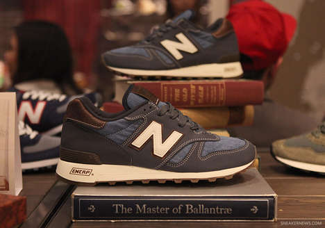 Literature-Inspired Sneakers - The Latest New Balance Collection Celebrates American Authors