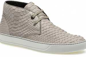 Lanvin Homme's Men's Sneakers Make Athletic Chic