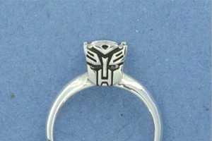 Etsy Shop GipsonDiamondJewelers Sells Martial Transformers Jewelry