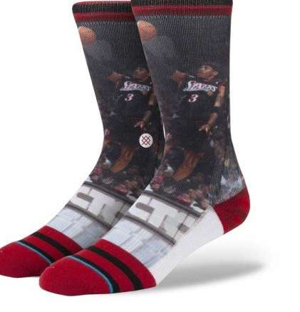 Basketball Star Socks - Stance NBA Legends Socks Will Make You Want to Slam Dunk Your Sock Drawer
