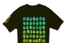 Hip-Hop Soccer Apparel - The World Cup Marauders T-Shirt is Inspired By 'A Tribe Called Quest'
