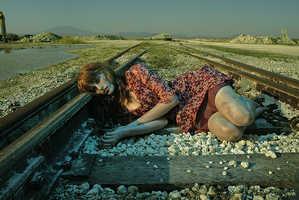 Drifting Away by Remi Rebillard Stars Model Alea Wiles