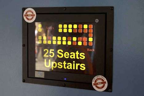 Public Transport Seating Maps - Transport for London is Testing Tech for Finding a Seat on the Bus
