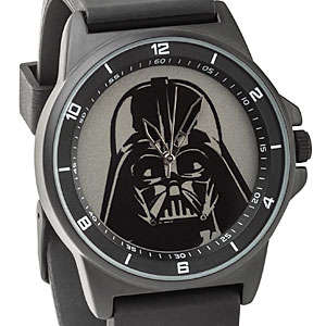 Galactic Villain Watches - These Darth Vader Watches are Stylishly Sinister