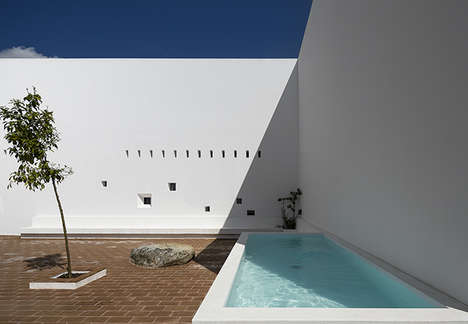 Eclectic Sustainable Retreats - This Eco-Friendly and Cork-Tree Hotel is the First of its Kind