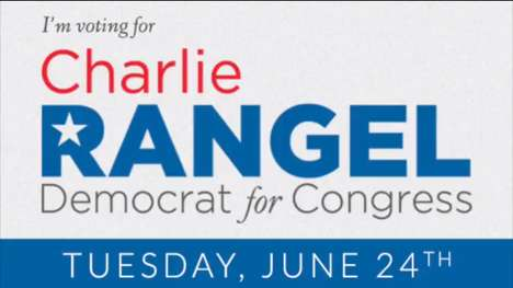 Re-Election Seeking Raps - 84 Year Old Charlie Rangel Hopes To Keep His Seat in Congress With A Rap
