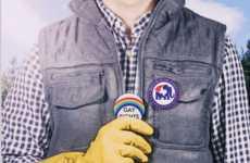 Social Activism Glove Ads