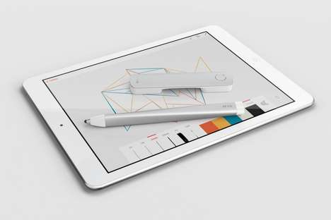 Illustrative Tablet Tools - The Adobe Ink & Slide Will Make Drawing a Whole Lot Easier