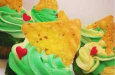 Dorito-Topped Dessert Recipes - YouTube Star Rosanna Pansino Creates Tortilla Chip Cupcakes