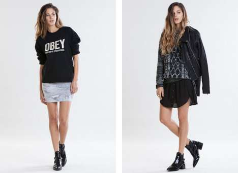 Chicly Understated Streetwear - The OBEY Women