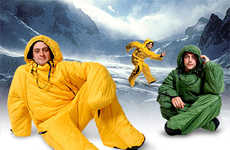 43 Sleeping Bag Innovations