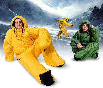 45 Sleeping Bag Innovations - From Shark Attack Camping Gear to Style-Conscious Sleep Tent Designs