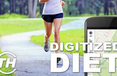 Digitized Diet - Editor Michael Hemsworth Discusses His Favorite Diet Apps On the Site