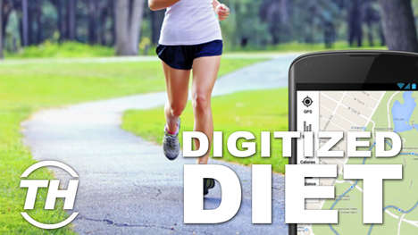 Digitized Diet - Trend Hunter
