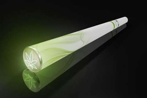 Electronic Marijuana Cigarettes - This E-joint Will Help You Wean Yourself Off the Green Stuff