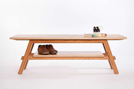 Scotland Summers Furniture - The Bothy Collection by Caledonia Silva is Timelessly Modern