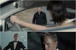 James Bond 'Quantum of Solace'