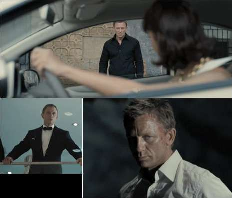 New 007 Movie Trailers