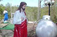 Religious Tourist Traps