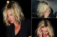 Disheveled Chic Hair - Kate Moss Sexy Bed Head Haircut