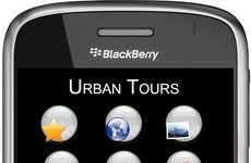 High Tech Star Stalking - Blackberry Celebrity Urban Tours