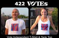 Wearing Your Vote Stealthly