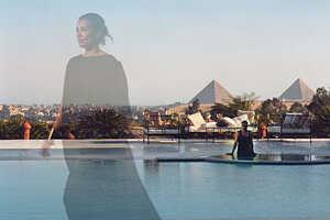 Cairo by Philip Lorca DiCorcia in W Magazine