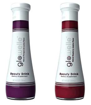 Bottled Natural Beauty - Nestle Glowelle Anti-Aging Drinks