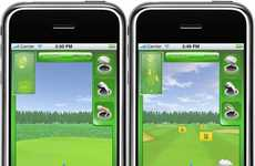 Wii-Style Mobile Gaming - iGolf for the iPhone