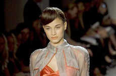 Project Runway's Siriano Rocks Fashion Week