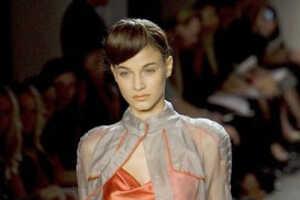 Project Runway's Siriano Rocks Fashion Week