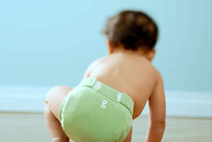 gDiapers Flushable Disposable Diapers