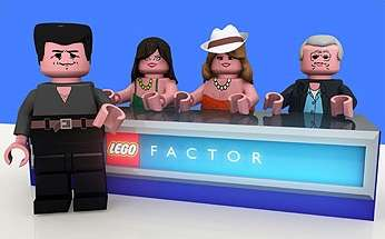 Celebrity LEGO Figurines