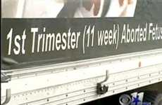 Offensive Traveling Billboards